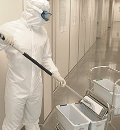 Aramark Cleanroom Services Uniform Apparel Amp Cleaning