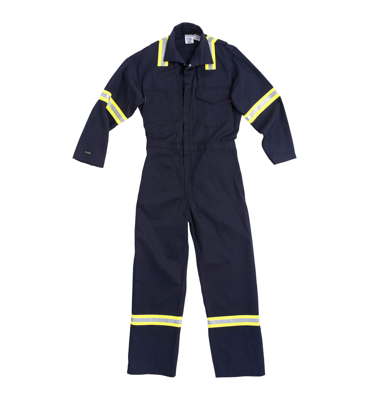 Enhanced Visibility Flame Resistant Coveralls Aramark